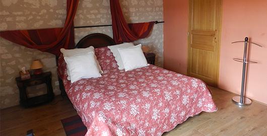 chambres d'hôtes en Touraine automne