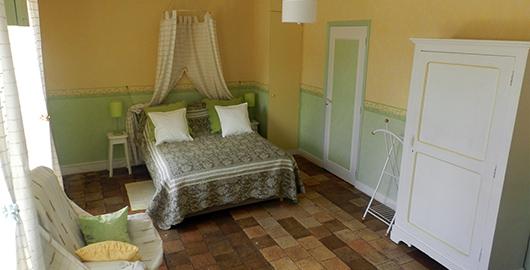 chambres d'hôtes en Touraine printemps