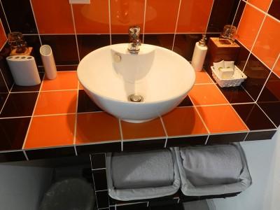 Salle de bain suite Automne