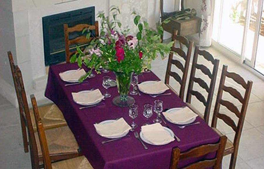 Services chambres d 39 h tes touraine tables d 39 h tes spa pont prieur - Chambres d hotes touraine ...