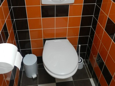 Toilettes suite Automne