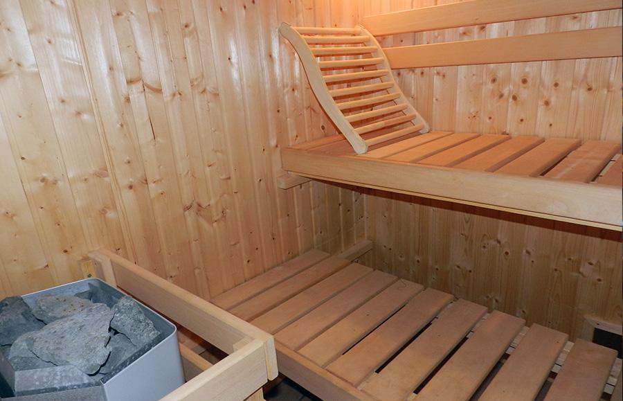 Sauna chambres d'hôtes